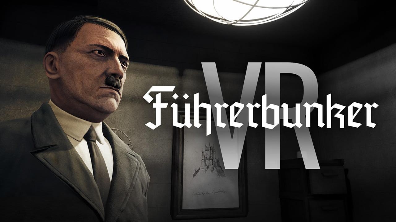 VR-Nutzer sollen in die historische Bunkeranlage hinabsteigen und dort das Ende des Dritten Reichs hautnah miterleben können.