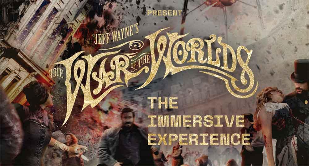 Krieg der Welten: Immersives VR-Theater simuliert Gerüche und Haptik