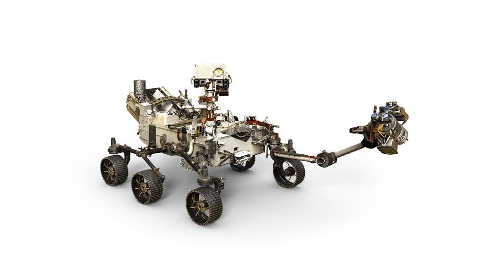 Künstliche Intelligenz: NASA will KI-Rover auf den Mars schicken