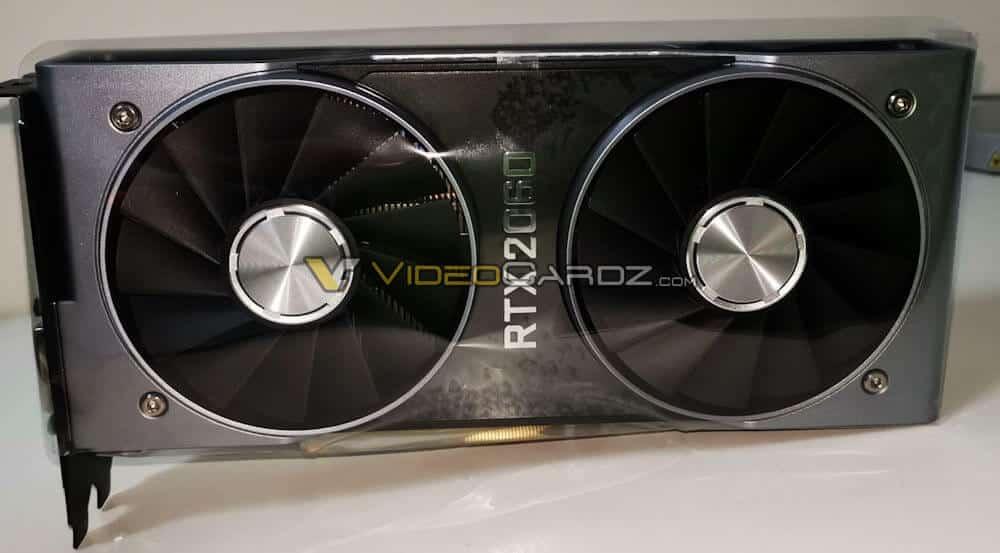 Nvidia RTX 2060: Marktstart am 15. Januar für circa 400 Euro