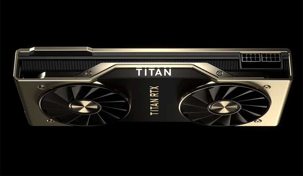 Nvidia enthüllt die Titan RTX. Die Grafikkarte rechnet 15 Prozent schneller als die RTX 2080 Ti, kostet allerdings doppelt so viel.