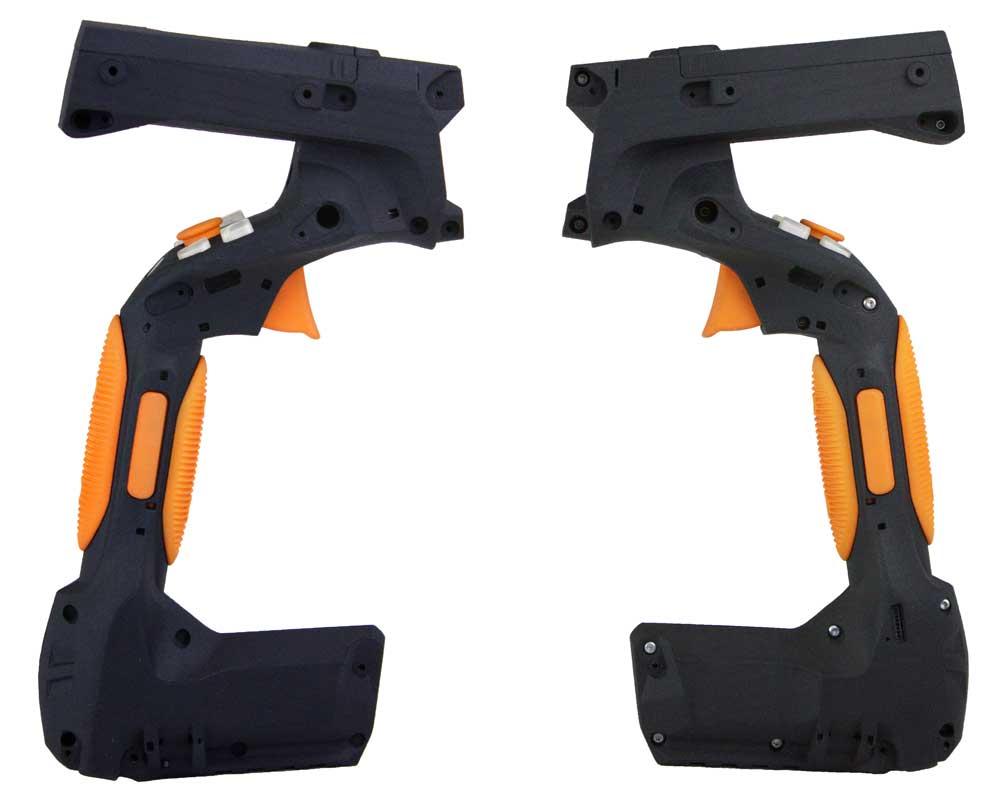 Das US-Unternehmen Tactical Haptics sucht Kunden für seine haptischen VR-Controller, mit denen sich (ausgewählte) virtuelle Objekte realer anfühlen sollen.