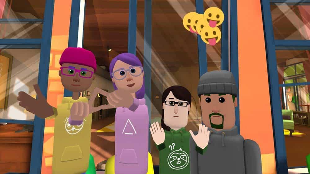 Mit AltspaceVR erscheint im September eine der ersten und beliebtesten Social-VR-Apps für die autarke VR-Brille Oculus Quest.