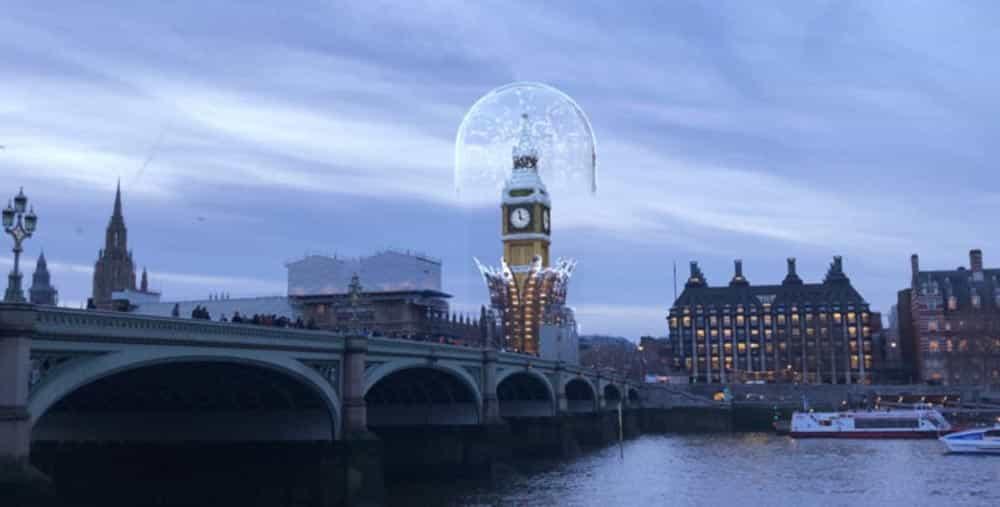 Big Ben: Snap entpackt die Turmuhr in Augmented Reality