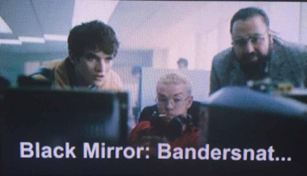 Der neuen Black-Mirror-Staffel ist offenbar ein Spielfilm vorgeschaltet - womöglich ein interaktives Experiment.