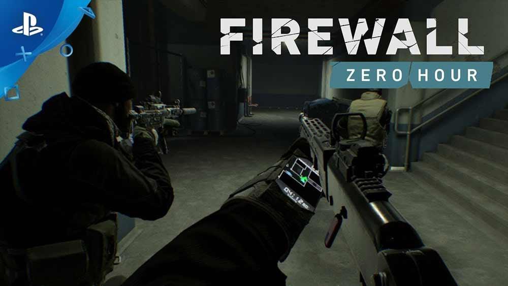 """Gemeinsam mit Sony verlosen wir an jedem Adventssonntag ein Playstation-VR-Highlight. Heute gibt's """"Firewall Zero Hour""""."""