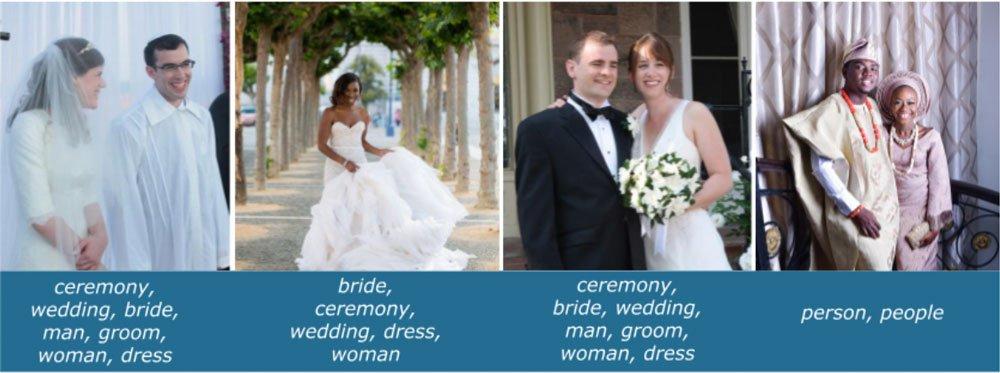 Eine Braut ist nicht wie die andere.