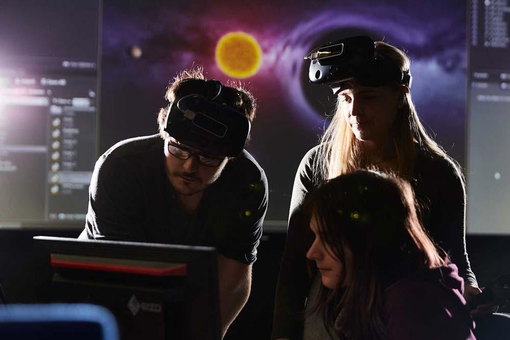 VR / AR studieren: Studiengang Expanded Realitites startet an der Hochschule Darmstadt