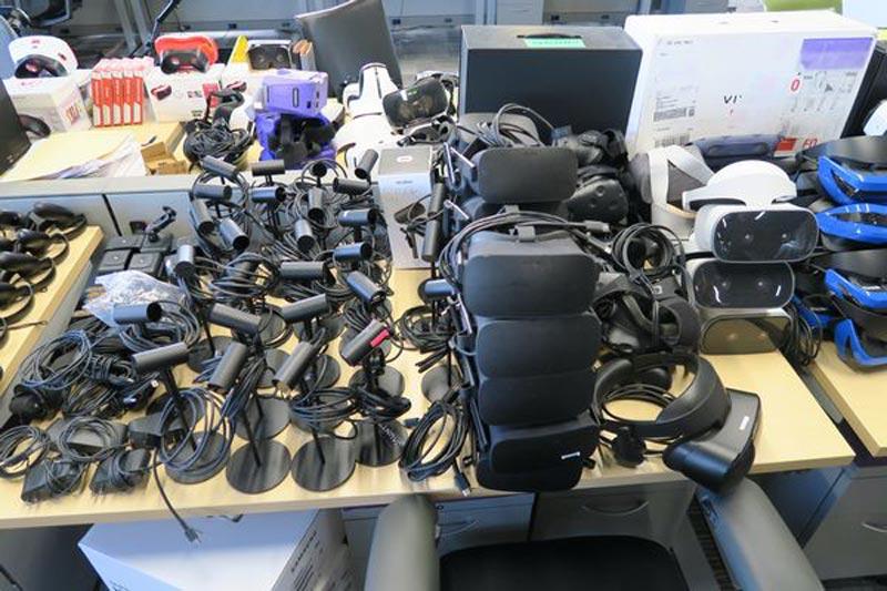 VR-Brillen will Jaunt jetzt nicht mehr haben. Die Zukunft gehört AR, glauben die Entscheider des Startups. Bild: Jaunt