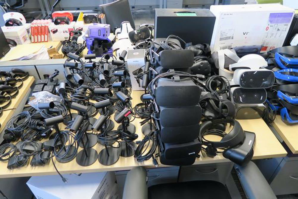 Das einst mit Millioneninvestitionen bedachte VR-Startup Jaunt VR verscherbelt seine Geschichte in einem Internet-Auktionshaus.