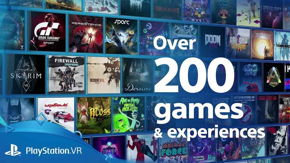 Sony greift mit Playstation VR im Weihnachtsgeschäft groß an. Mittlerweile sind über 200 Apps und Erfahrungen verfügbar.