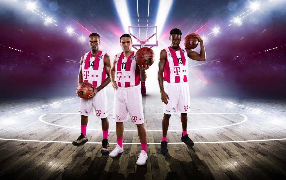 Telekom überträgt am Sonntag Basketball live in die VR-Brille