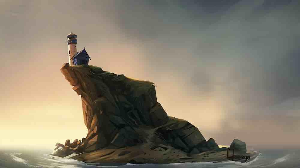 A Fisherman's Tale ist ein wunderschönes VR-Märchen in alter Disney-Manier, in dem man selbst die Hauptrolle spielt.