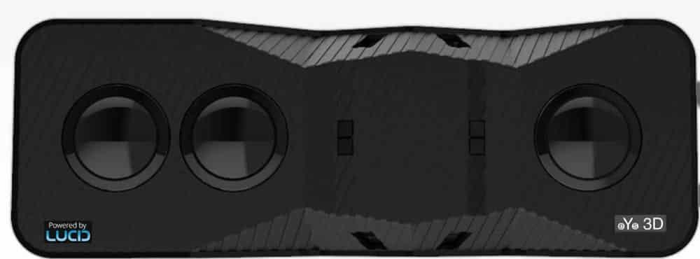Eys3D und Lucid bringen gemeinsam neuen 3D-Tiefensensor im Handformat