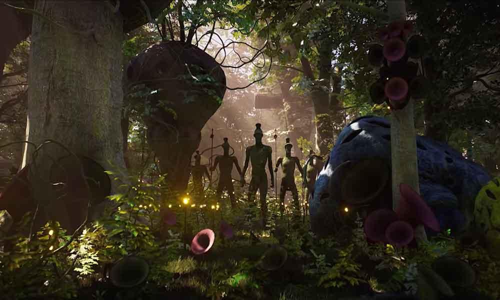 Das Bostoner VR-Studio Rotu Entertainment arbeitet an einer siebenteiligen VR-Erfahrung, die Geschichtenerzählen mit Elementen des Musikspiels verbindet.