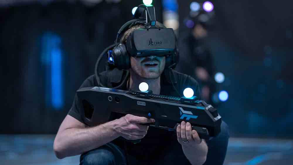 Zero Latency gehört mit seinen weltweit 25 Standorten zu den erfolgreichsten Highend-VR-Arcades. Nun kommt die VR-Erfahrung nach Deutschland.