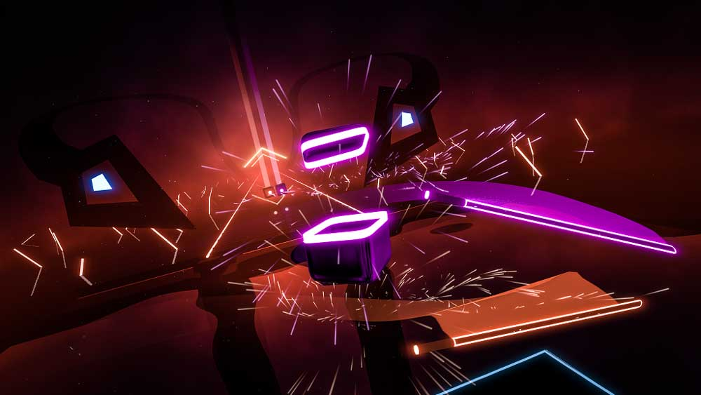 Der Beat-Saber-Expertenmodus für Playstation VR verzögert sich aufgrund technischer Probleme: Die Bestenlisten funktionieren noch nicht richtig. Beat Games verschiebt die Veröffentlichung auf kommende Woche.