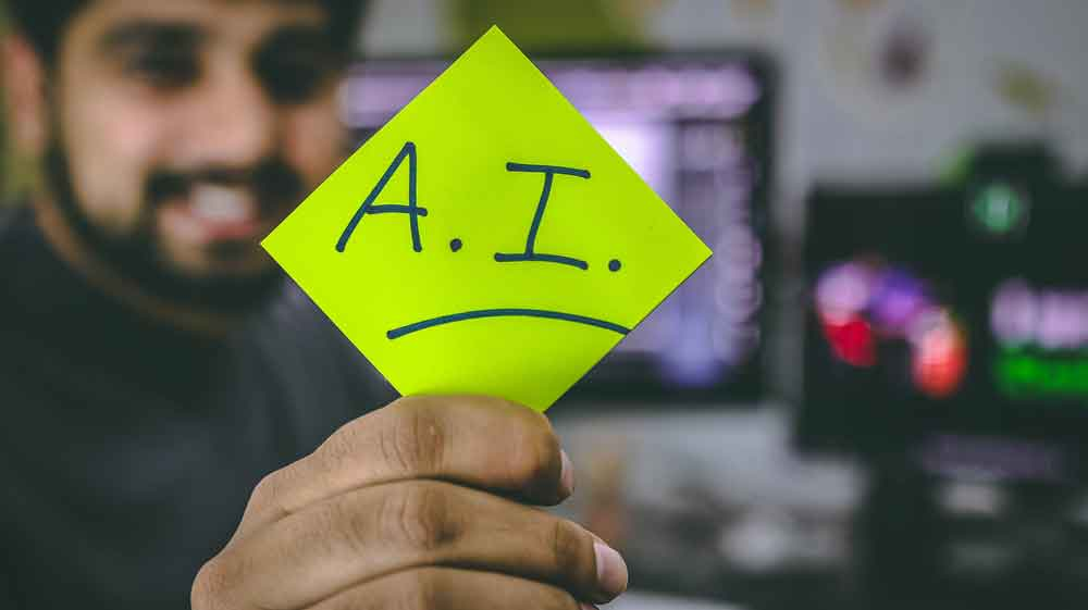 Eine neue US-Studie zeigt, dass die Meinung zu Künstlicher Intelligenz in erster Linie durch Unentschlossenheit geprägt ist.