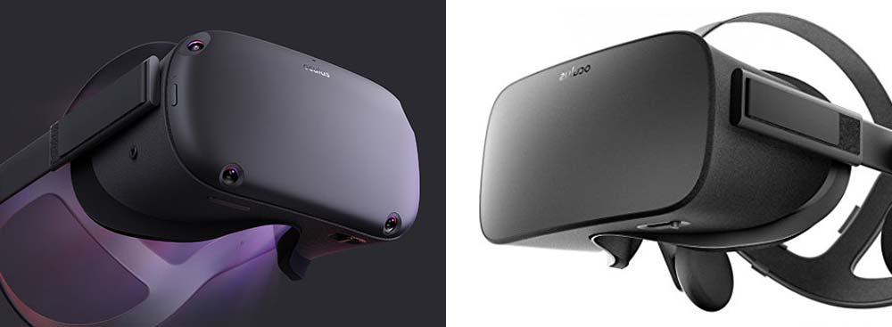 Oculus Rift ist so günstig wie selten zuvor, aber mit Oculus Quest steht schon die nächste VR-Brille von Facebook in den Startlöchern. Lohnt es sich, zu warten? Und wie passt eigentlich Oculus Go da noch rein?