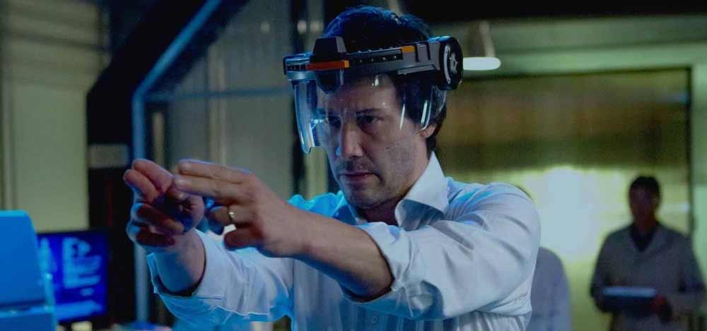 """In """"Replicas"""" taucht Keanu Reeves nach """"Matrix"""" wieder in düstere Science-Fiction-Welten ein. Ach so, und in Gehirne anderer Menschen."""