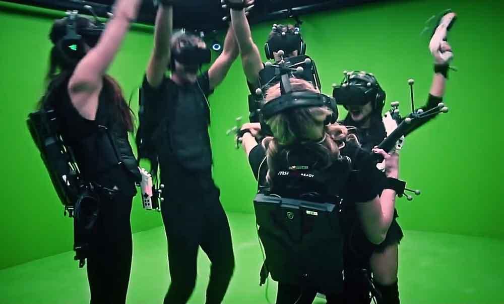 Sandbox VR: 68 Millionen US-Dollar für Arcade-Infrastruktur