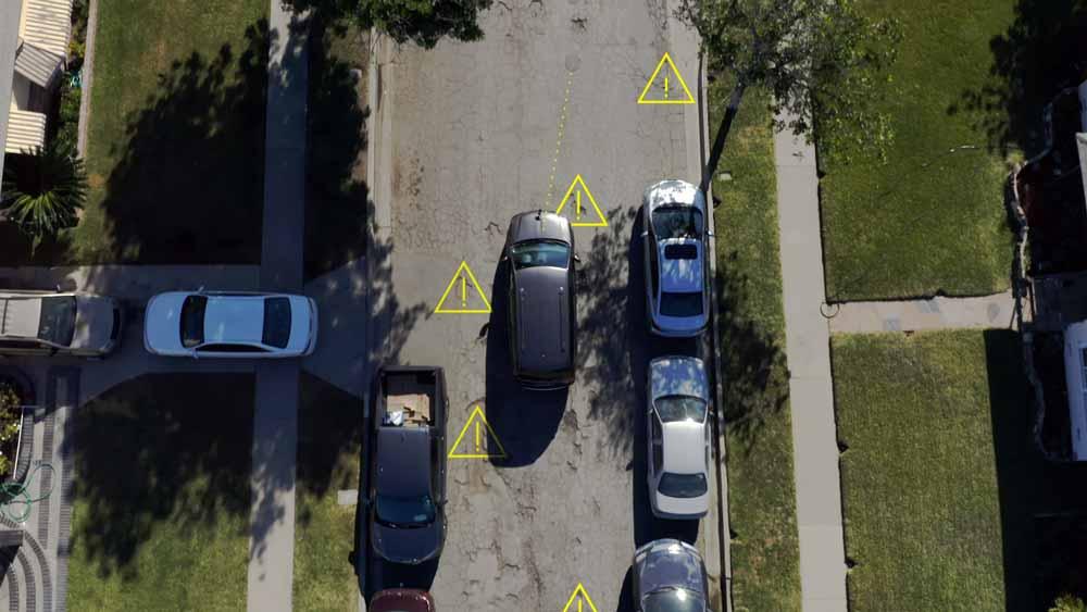 Mittels maschinellem Sehen können Straßenschäden erkannt werden. Das soll die Instandhaltungsprozesse verschlanken.