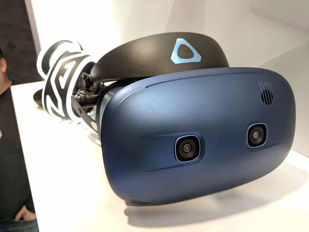 Mit Vive Cosmos will HTC das eigene Portfolio verbreitern. Ein Ersatz für die als Highend positionierte Vive-Marke ist das Gerät nicht.