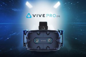 HTCs Vive Pro mit integriertem Eye-Tracking-System besteht den FCC-Test.