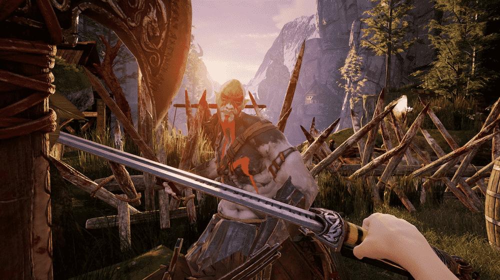 Vor einem Monat kündigte Oculus den Rift-Exklusivtitel Asgard's Wrath an. Im Vorfeld der GDC verrät Oculus Details zum physikbasierten Kampf.
