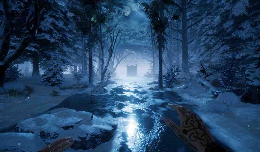 """Das Entwicklerstudio Sanzaru Games veröffentlicht weitere Spielszenen zu """"Asgard's Wrath""""."""