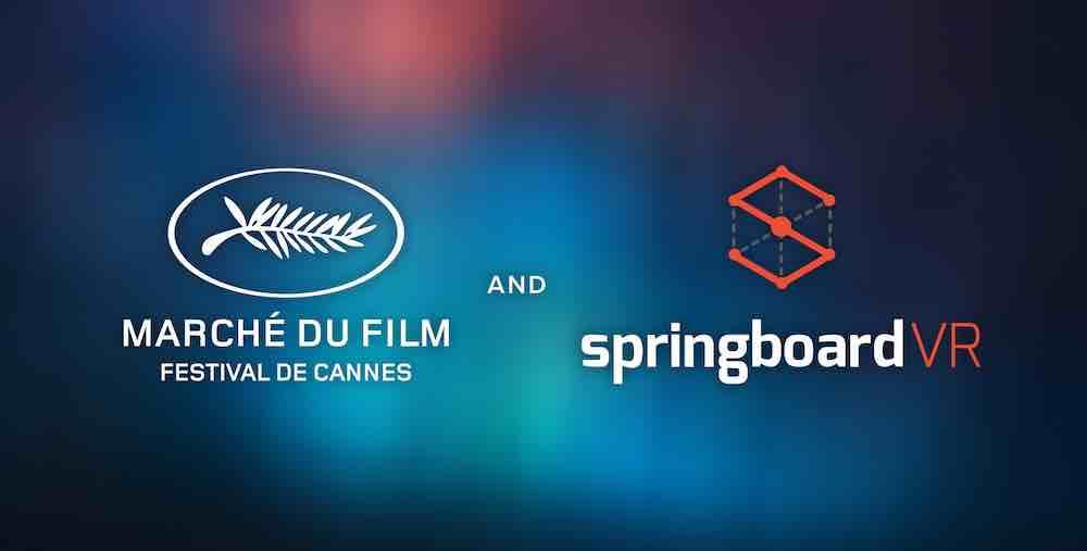 Das Cannes-Filmfestival will neue Besucher anlocken und startet im Mai mit erstmals mit einem dedizierten Mixed-Reality-Programm.
