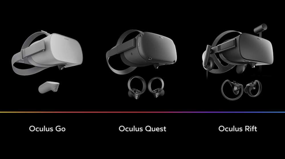 Auf der Game Developers Conference 2019 ist Oculus mit neuen Oculus-Quest-Apps und einigen Vorträgen vertreten.