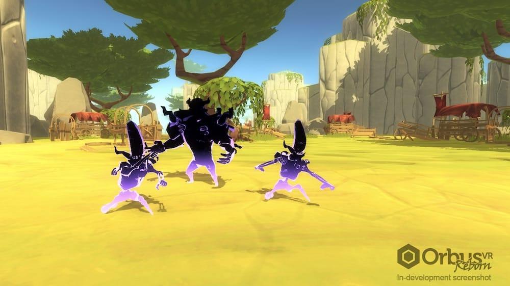 OrbusVR ist das erste MMORPG, das für Virtual Reality entwickelt wird. Mit der ersten Erweiterung startet das Spiel in eine neue Phase.