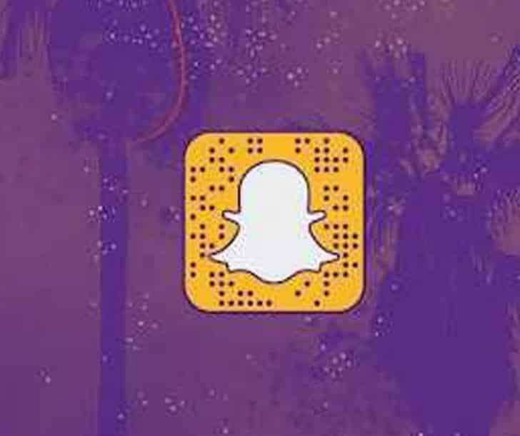 Code mit Snapchat scannen ... Bild: Nike