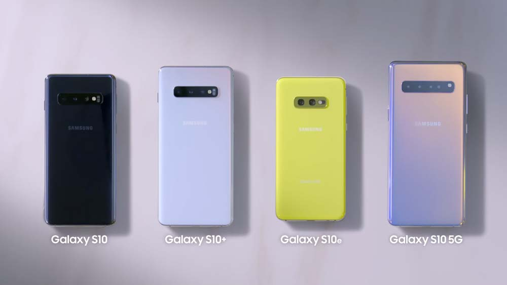 Die Gerüchte bewahrheiten sich: Das S10 5G hat Tiefensensoren auf Vorder- und Rückseite verbaut.