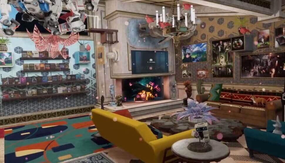 Oculus Home: So sieht Facebooks Metaverse von innen aus