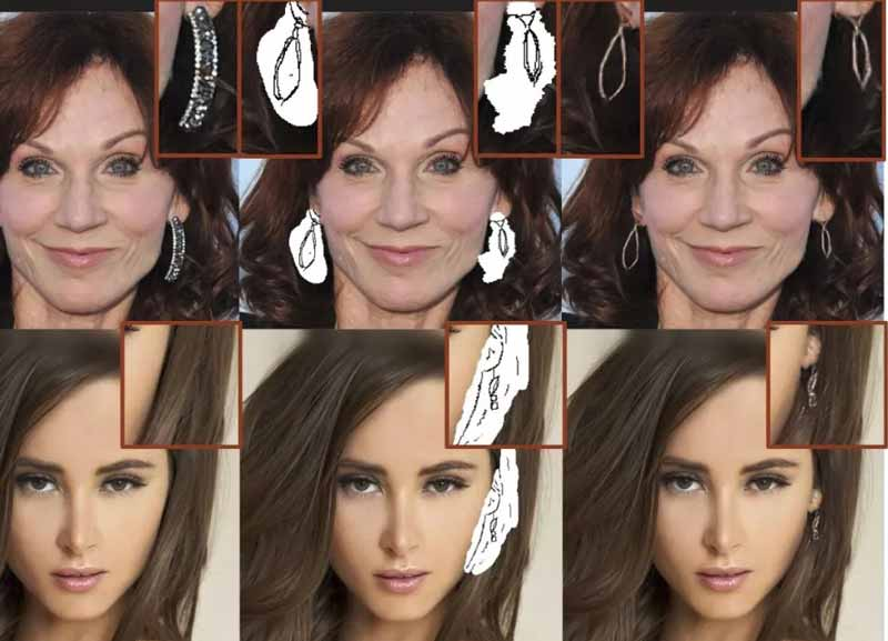Falls man sich nachträglich betrachtet doch besser für andere Ohrringe entschieden hätten. Bild: