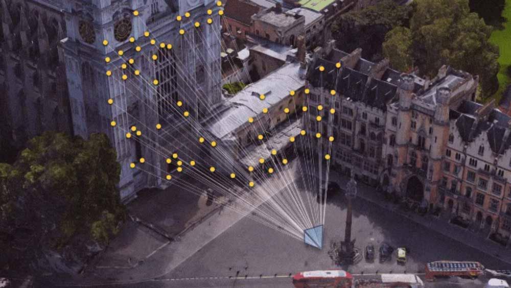 Bei Maps zeigt Google, wie es aus riesigen Datenmengen und KI-Technologie neue Produkte erschafft.