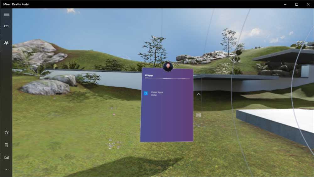 Microsoft erweitert das App-Portfolio für Windows Mixed Reality, indem es traditionelle Desktop-Apps unterstützt.