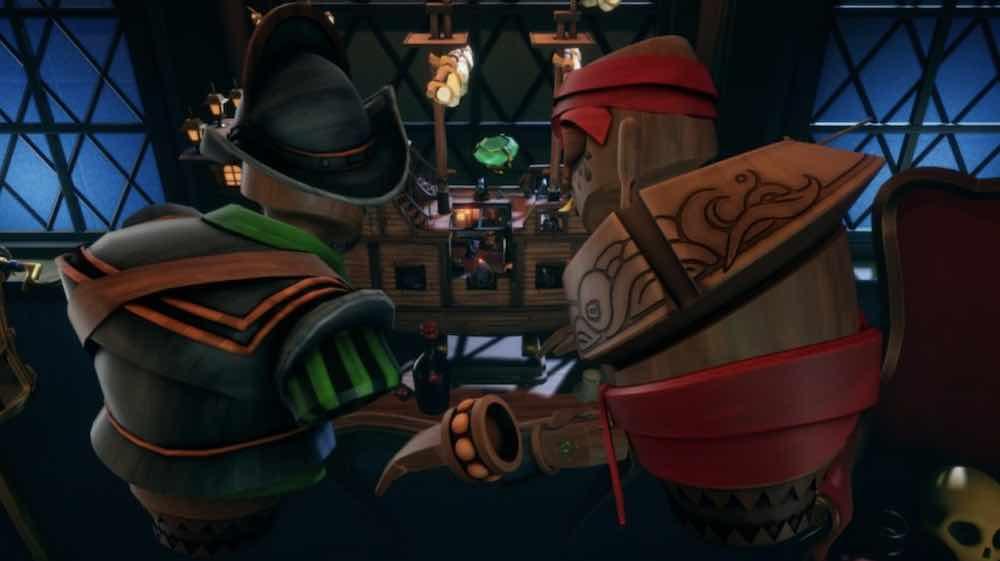 """Das Studio hinter """"A Fisherman's Tale"""" meldet sich mit einem Room-Escape-Spiel für VR-Arcades zurück. Es erscheint in diesem Frühjahr."""