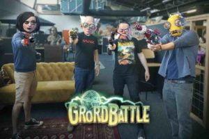 Magic Leap und Weta Workshop zeigen auf der GDC zum ersten Mal den Mehrspielertitel Grordbattle für die AR-Brille Magic Leap One.