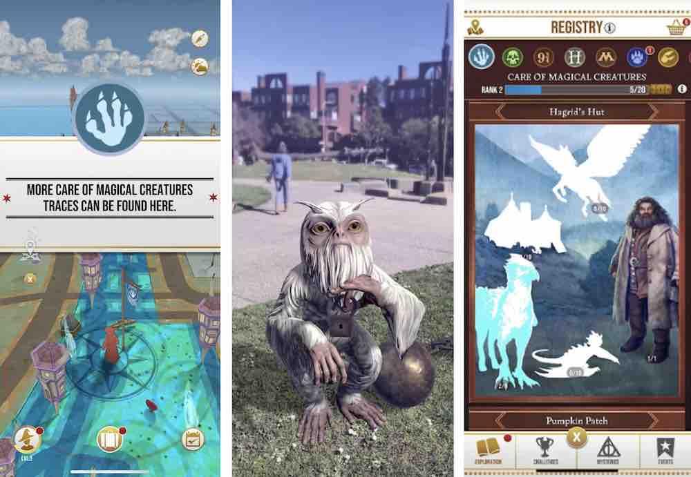 Niantic zeigt erste Bilder aus Harry Potter: Wizards Unite und enthüllt, was Fans von der AR-Version des Megafranchise erwarten dürfen.