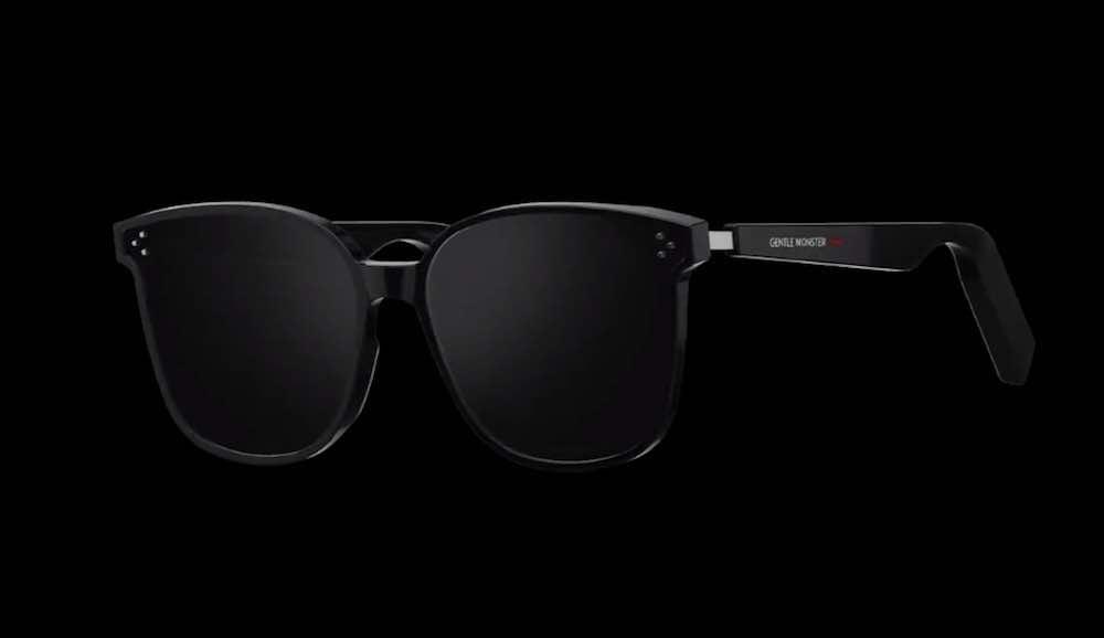 Bei der Vorstellung des neuen Flaggschiff-Smartphones P30 Pro zeigte Huawei auch eine modische Smartphone-Brille.