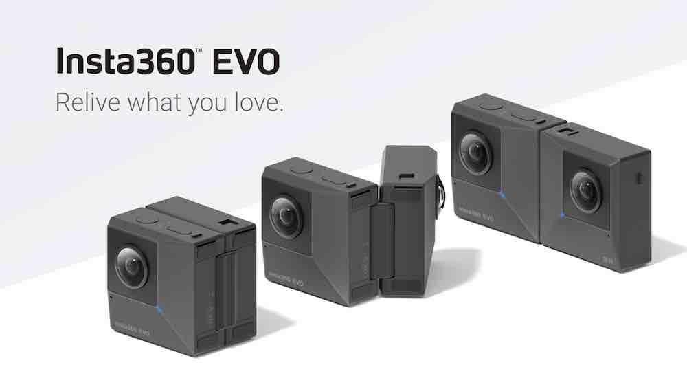 Die Insta360 EVO bietet gleich zwei immersive Aufnahmemodi und kann drahtlos mit Oculus Go verbunden werden.