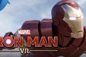 Sony kündigt einen Exklusivtitel für Playstation VR an: Mit Iron Man VR können PSVR-Nutzer in den Metallanzug Tony Starks schlüpfen.