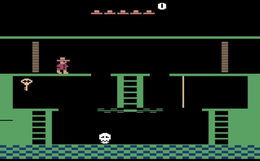 Der Artari-Klassiker Montezumas Revenge galt als notorisch schwer zu knacken für KIs. Mittlerweile ist es geschafft - unter anderem indem die KI sich menschliche Spieler zum Vorbild nahm.