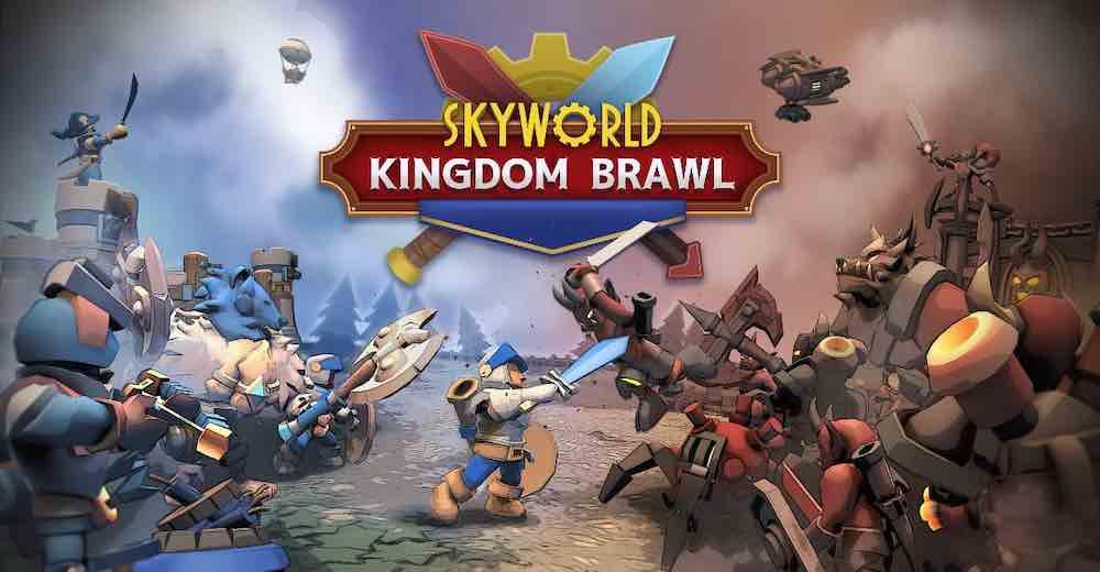 Skyworld Kingdom Brawl: Crossplay-Sammelkartenspiel angekündigt