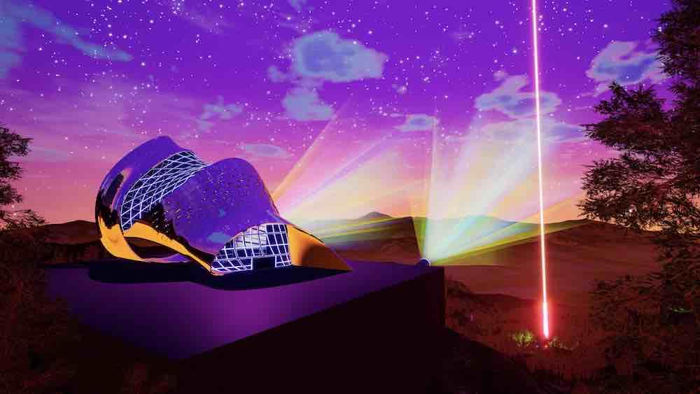 Dank eines großen Updates kann man Soundscape VR nun gemeinsam mit anderen VR-Nutzern erleben. Die App ist kostenlos.