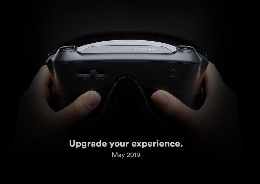 """Valves VR-Brille heißt """"Index"""" und kommt im Mai 2019"""