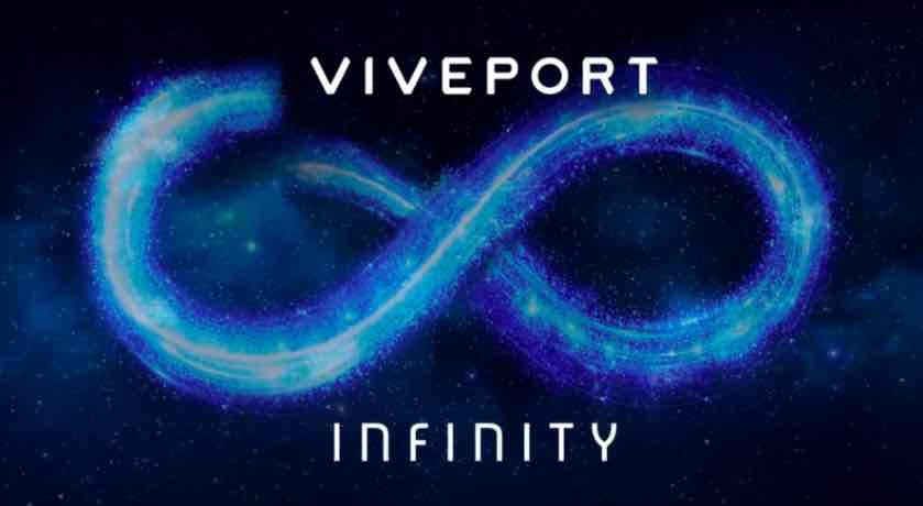 Am 2. April geht Viveport Infinity an den Start: Abonnenten können damit gegen eine monatliche Gebühr unbegrenzt mehr als 600 VR-Apps kostenlos nutzen.
